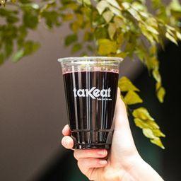 Chá Gelado de Hibisco com Canela - 300ml