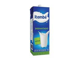 Leite Itambé 1L Desnatado