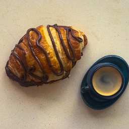 Croissants Recheados Dolci