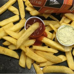 Cone fries - 250 gramas