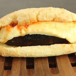 Pão de queijo de linguiça