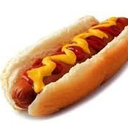 Hot Dog Simples