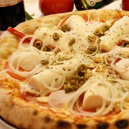 Pizza Outono