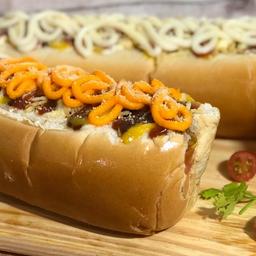 Hot Dog de Frango - 15cm