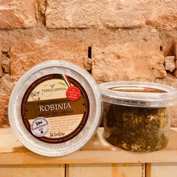 Queijo Orgânico - Robinia com Ervas