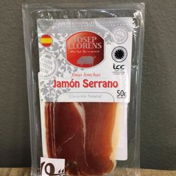 Presunto Cru Jamón Serrano