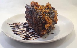 Fatia de Bolo Chocolate Crocante 200g