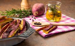 Snack De Batata-Doce - Porção 120g