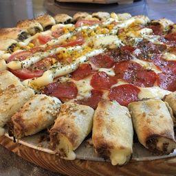 Pizza Salgada - Grande 35cm