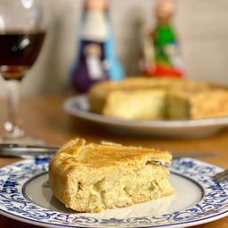 Torta palmito - quente