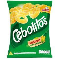 Biscoito Cebolitos 110g