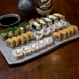 Hot Sushi - 30 Peças