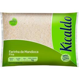 Farinha de Mandioca - 1Kg