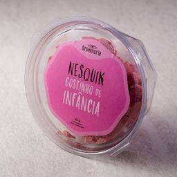 Bordinha de Nesquik