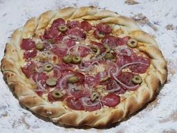 Combo Pizza com Refrigerante