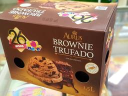 Sorvete de Brownie Trufado 1,5L