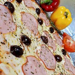 Pizza Lombo Canadense