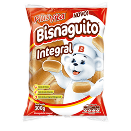 Bisnaguinhas Integral Plus Vita  300g