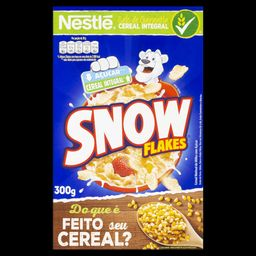 Snow Flakes Cereal Integral 300g