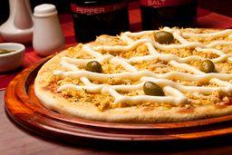 Pizza de Frango com Catupiry - Grande