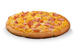 Pizza de Corn e Bacon - Grande