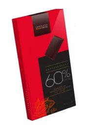 Tablete Amargo 60% Cacau - 100g