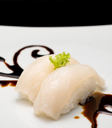 Nigiri de Peixe Branco - 2 Peças