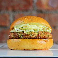 Lemon chicken burguer