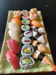 Sushi especial (21 unid )