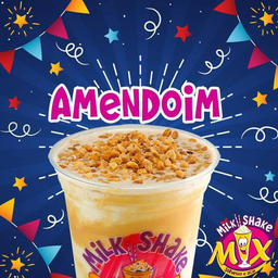 Milk Shake de Amendoim