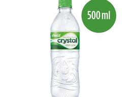 Crystal Água com gás 500 ml