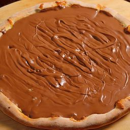 Pizza Chocolate Preto