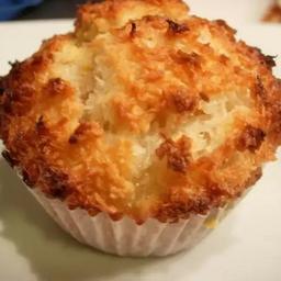 Muffin de Côco