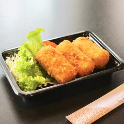 Cream Croquete(海老クリームコロッケ)