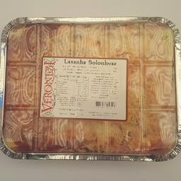 Lasanha Bolonhesa - 1kg
