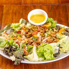 Salada de Tilápia D' Fish