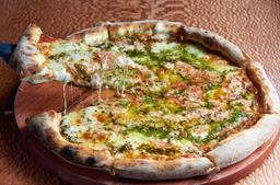 Pizza de Quattro Formaggi - 35 cm
