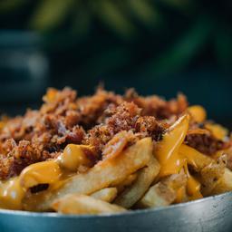 Bacon Fondue Fries