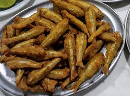 Manjubinha - Porção