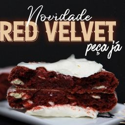 Cookie Red Velvet e Cream Cheese