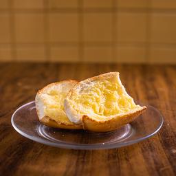 Pão Francês com Manteiga