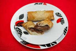 Harumaki Nutella - 2 Unidades