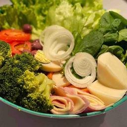 Salada Completa - 800g