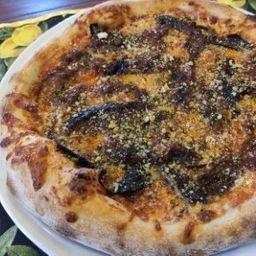 Pizza Parmigiana - Média