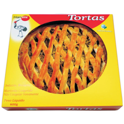 Torta de Brócolis - 600g