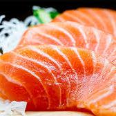 Sashimi Salmão 4 und