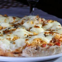 Combo Pizza de Frango com Catupiry Grande e Refri de 1,5 l