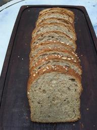 Pão de Forma Multigrãos