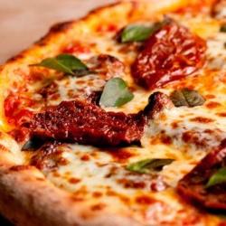 Pizza Mussarela Especial - Grande