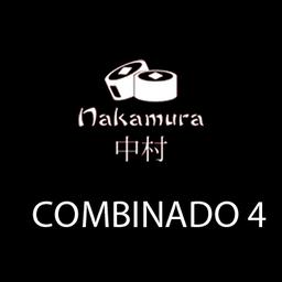 Combinado 4 - 3 Produtos + Yakissoba
